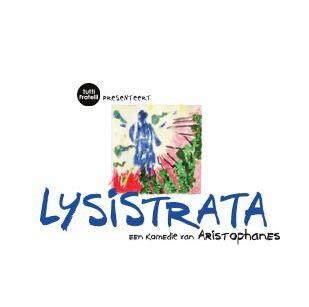 affiche Lysistrata - voor web 2014