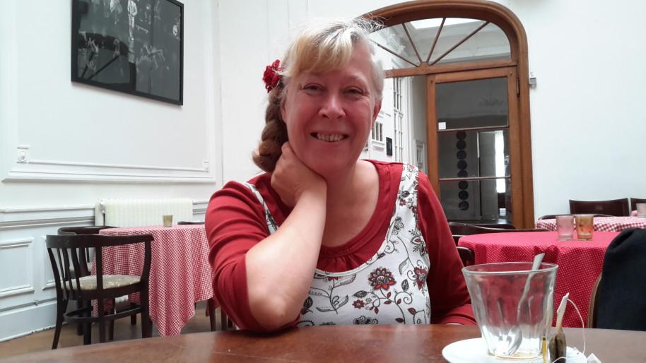 Ann Van den Eynde